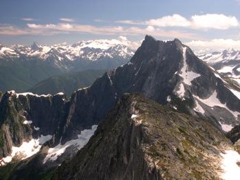 Mt. Lindeman – N aspect