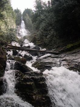 'Elk Falls'