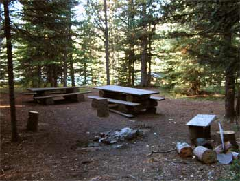 Spruce Lake North Campground