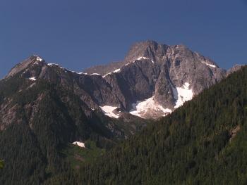 Mt. Lindeman – E aspect