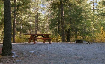 Gun Creek Campground