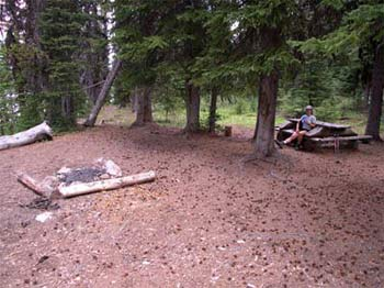 Spruce Lake South Campground