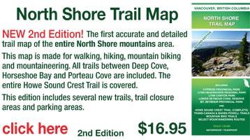 North Shore Trail Map