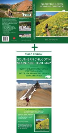 Chilcotin Trail Map