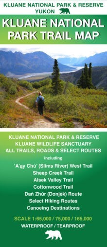 Kluane Trail Map Cover